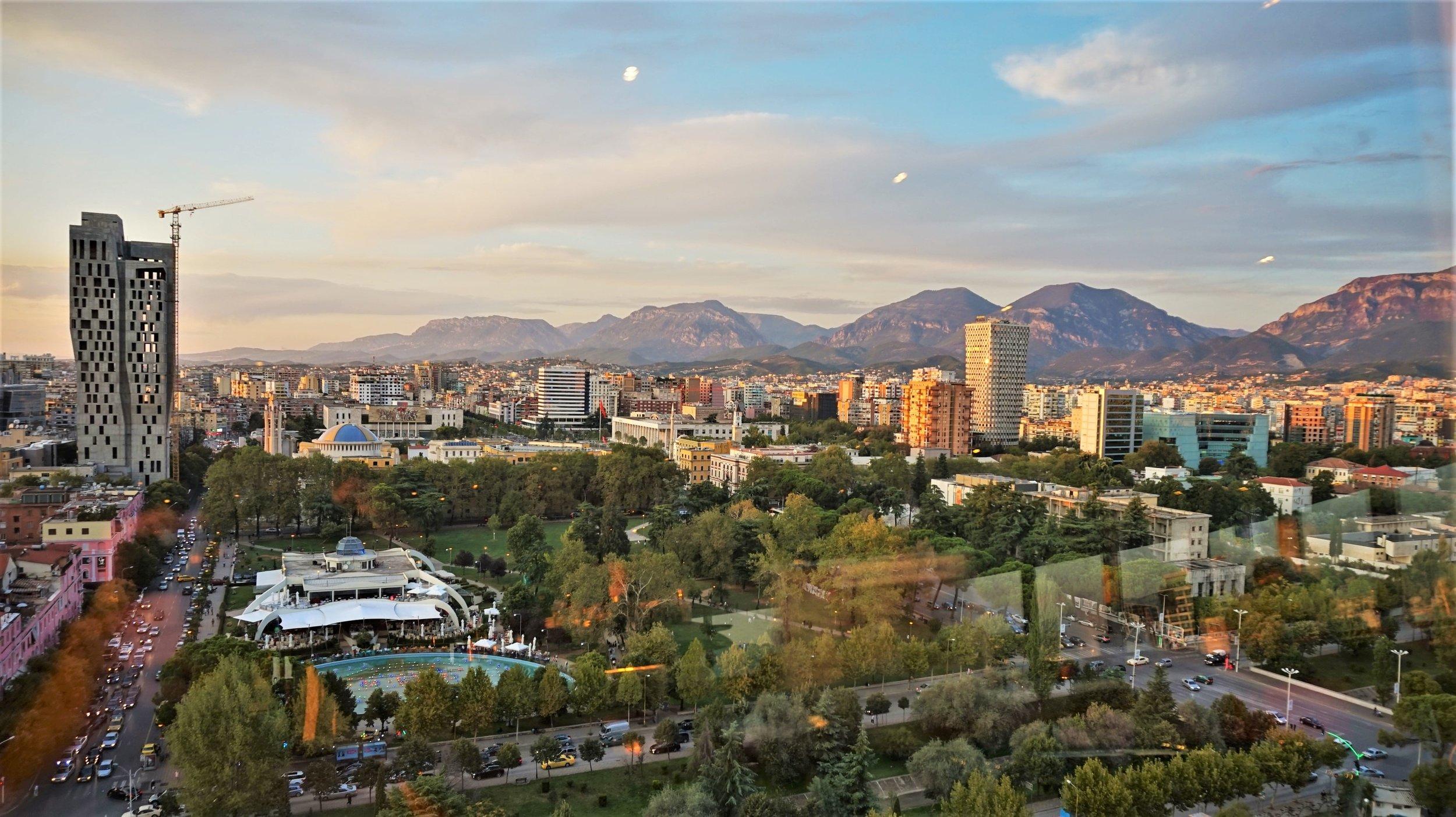 Tirana 2019