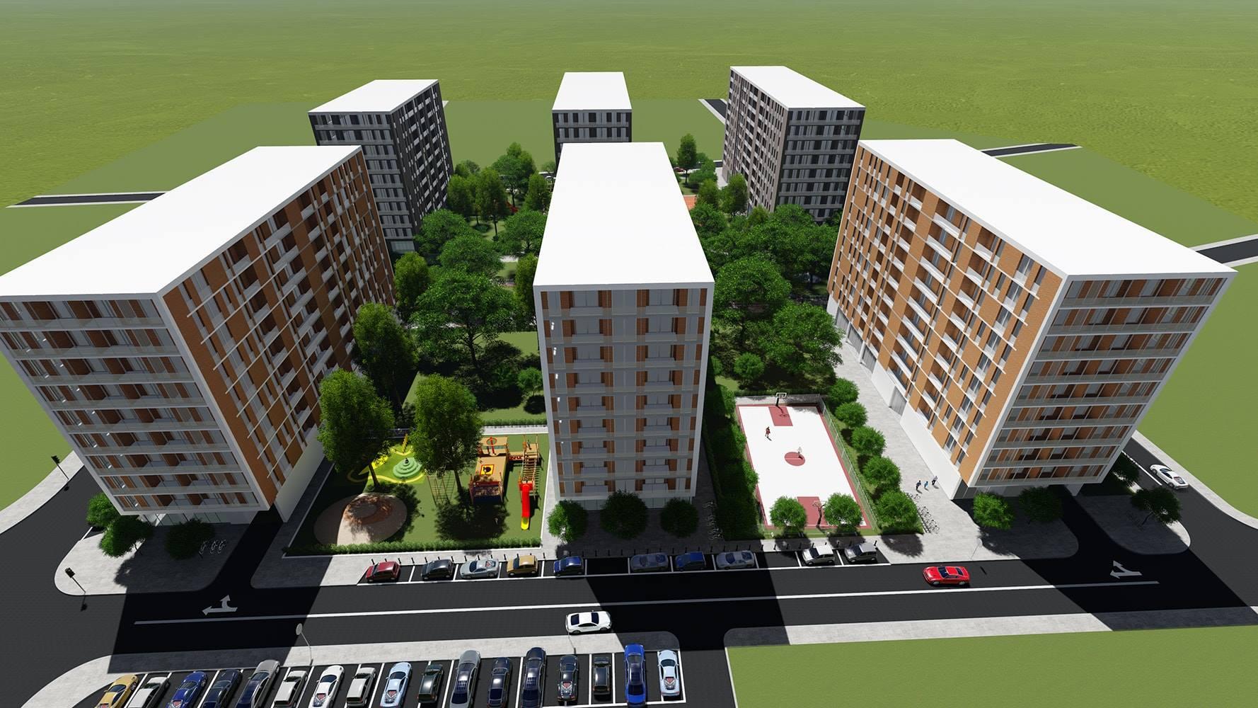 """Residential Complex """"Fiori Di Bosco"""""""